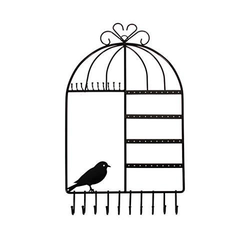 Schmuckkasten,Rifuli® Jewelry Organizer Display Schmuckständer Hanging Wall-Mounted Vintage Birdcage Schmuck Schmuckzubehör Aufbewahrung Schmuckkästen