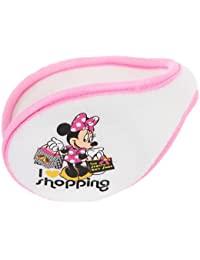Cache orejas polar Flexible Minnie 'I Love Shopping' crudo/rosa tu