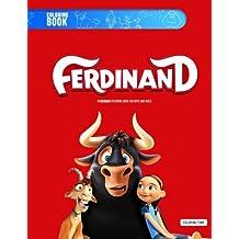 Ferdinand Coloring Book