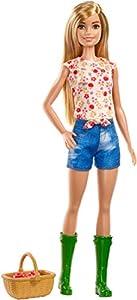 Mattel Barbie-Quiero Ser Agricultora, muñeca con Accesorios, Multicolor GCK68