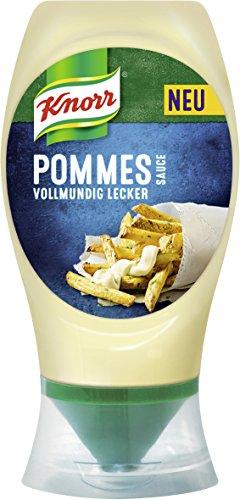 Knorr Grillsauce Pommes Soße 250 ml (8 x 255 g)