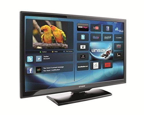 Linsar 24LED1000ST 50 Hz TV With DVD Player