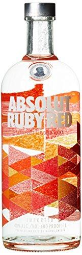 Absolut Wodka Ruby Red (1 x 1 l)