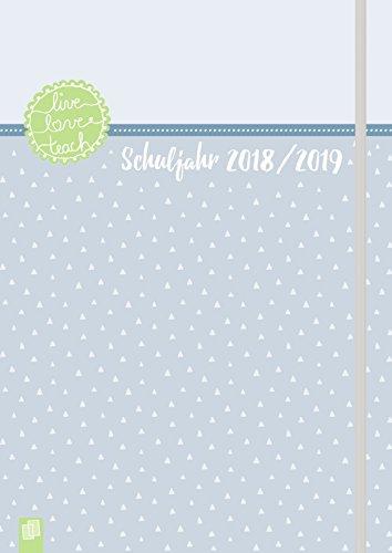 Lehrerkalender für das Schuljahr 2018/2019