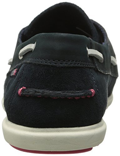 Helly Hansen W Aurora, Chaussures de Sport Femme Multicolore - Azul / Rosa (597 Navy / Magenta / Eggshell)