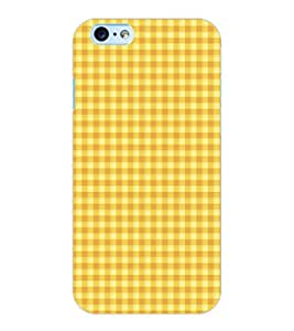 ColourCraft Pattern Design Back Case Cover for APPLE IPHONE 6
