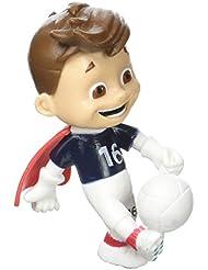 UEFA EURO 2016 - MASCOTTE OFFICIEL 6 cm FIGURINE - DRIBBLING