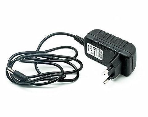 QUMOX 12V 1.5A 18W AC prise d'alimentation adaptateur pour LED RGB bande