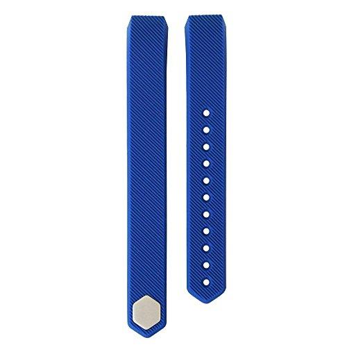 Skitic Fitbit Alta Cinturino Braccialetto del Silicone