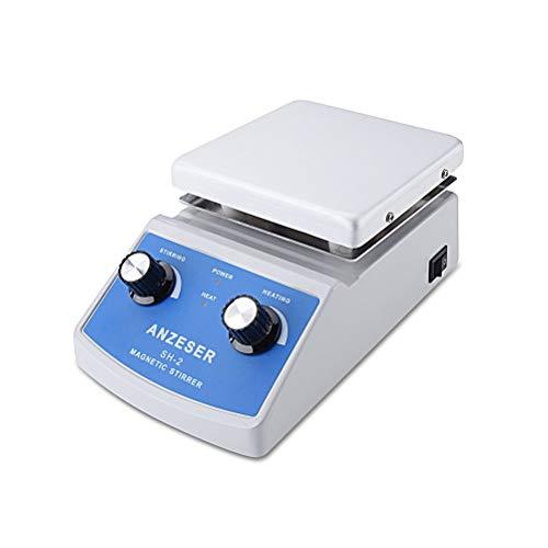 ANZESER SH-2 Magnetrührer analog 120x120mm 380°C, zum gleichzeitigen Mischen, Rühren und Erhitzen