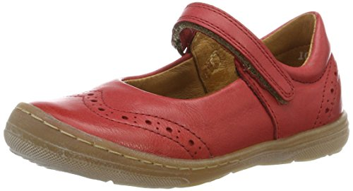 FRODDO Froddo Mary Jane Shoe G3140060-3, Mary Jane fille Rot (Red)