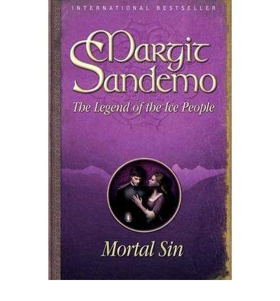 [(Mortal Sin)] [ By (author) Margit Sandemo ] [November, 2008]