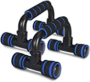 ZOSOE Push Up Bars Stand with Foam Grip Handle for Chest Press, Home Gym Fitness Exercise, Strength Training,