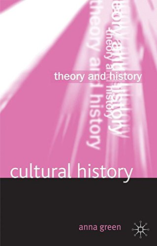 Cultural History (Theory and History)