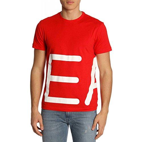 EA7 EMPORIO ARMAN T Shirt Manica Corta Uomo EA7 BIANCA