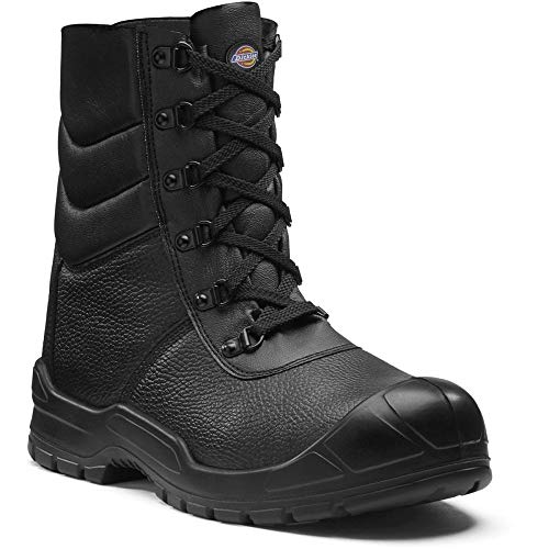 Dickies Mens Caspian Workwear Safety Steel Toe Cap Boots Carhartt Steel Toe Boots