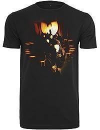 Wu-Wear Hip Hop Shirt - MASKS noir