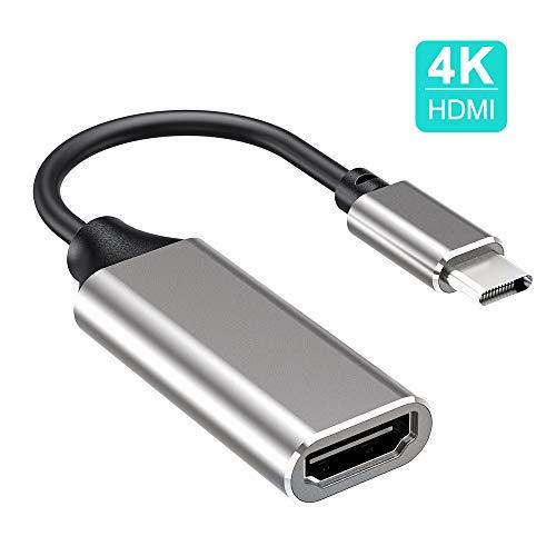 Adaptador USB C a HDMI 4K