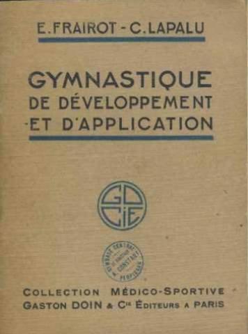 Gymnastique de developpement et d'application