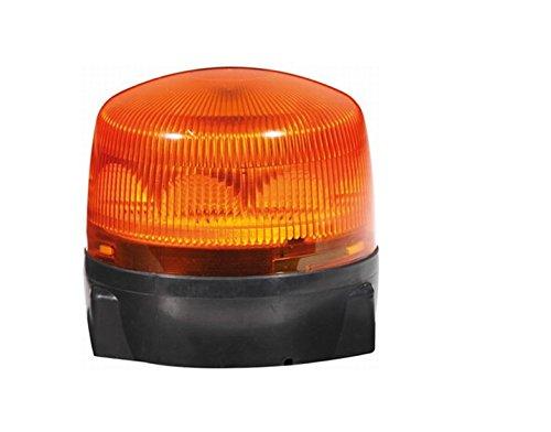 Hella 9EL 181 506-001 cristal difusor de luz giratoria de emergencia