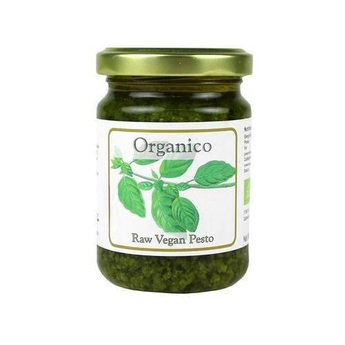 Organico Org Vegan Pesto 130g by Organico