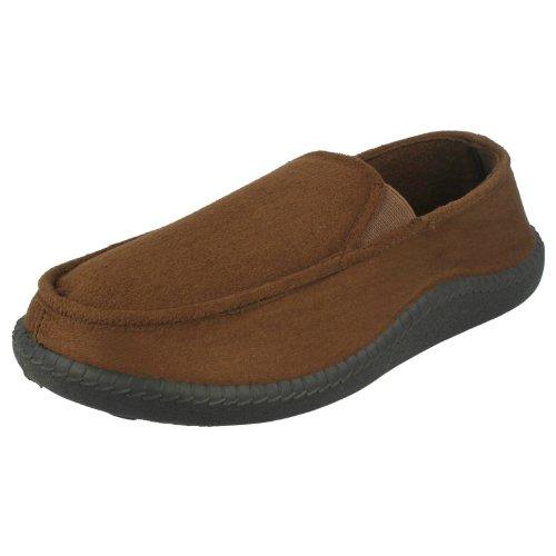 marrone Per Marrone Pantofole Uomo Piri qBwR4R