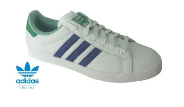 5e1e2a9bd57 Adidas Originals Court Star Mens Retro Vintage Style Trainers UK Size 11   Amazon.co.uk  Shoes   Bags