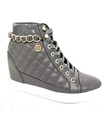 Guess Scarpa Donna Sneakers Grigio n. 41 EU Zeppa Interna 035f38365da