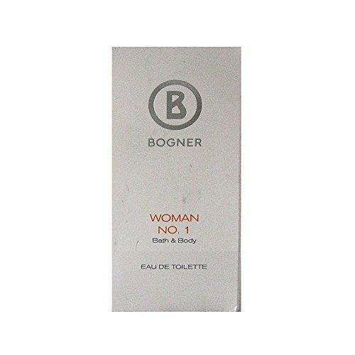 Bogner Woman Nr.1 femme/woman, Eau de Toilette, Vaporisateur/Spray, 1er Pack (1 x 0.05 l)