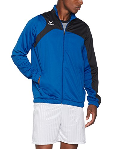 Erima Herren Club 1900 2.0 Polyesterjacke, new royal/schwarz, XL