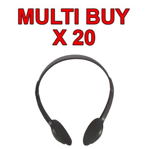 multi-buy-x-20-computer-headphones-in-black-with-2-metre-lead
