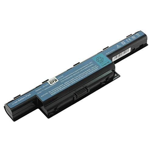 OTB 8007543 Batterie Li-ION pour Acer Aspire 4520 4551 4741 Noir
