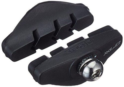 XLC Bremsschuhe Road BS-R01 4er Set 50 mm, schwarz, 2500385800