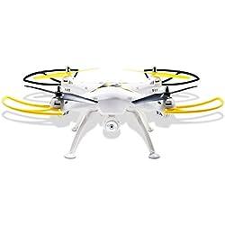 Ultradrone X48.0 Cruiser - Drone con cámara wifi y radiocontrol (Mondo 63334)