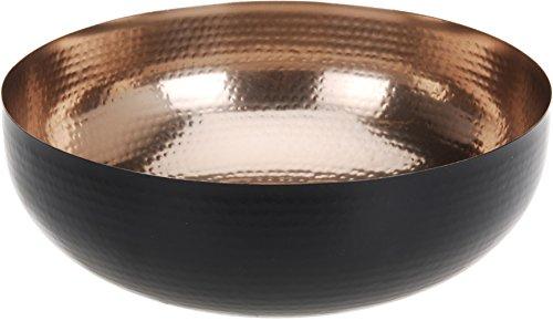 dekoschale-25-cm-lebensmittelecht-schwarz-kupfer-schale-teller-deko-dekoteller