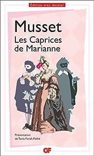 Les Caprices de Marianne par  Alfred de Musset