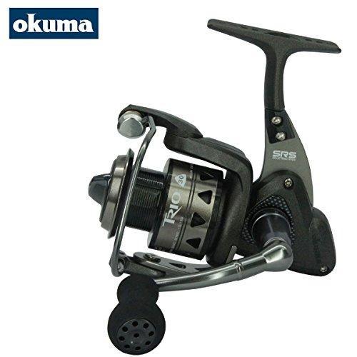 Moulinet Okuma Trio SRS55 FD 9+1bb