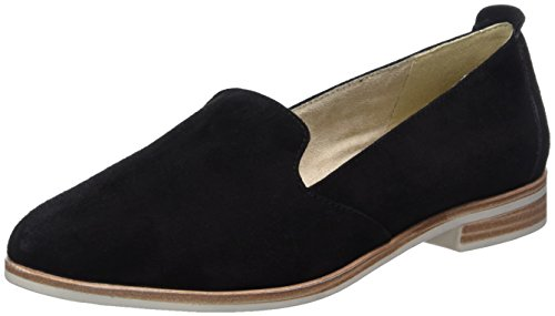 Tamaris Damen 24208 Slipper, Schwarz (Black 001), 40 EU