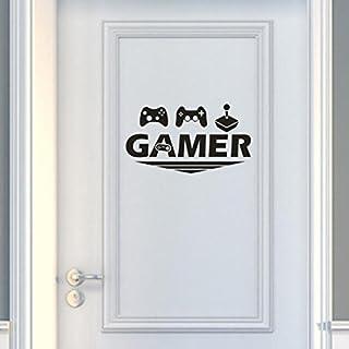 erthome Gamer Home Decor Wall Sticker Decal Bedroom Vinyl Art Mural 45*30CM