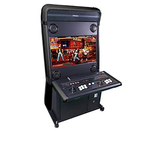Review Maquina recreativa retro arcade con Pantalla LCD 32""