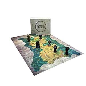 """Juego de Tronos Réplica Robb Stark Mapa Westeros con marcadores, Multicolor, 14"""" x 4.75"""" x 18"""" (Dark Horse B00FJ2AYAA) 2"""