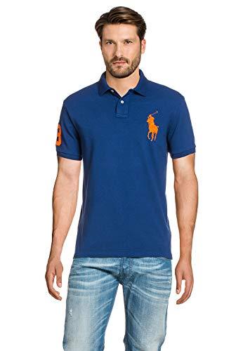 Polo Ralph Lauren Herren Herren Polo Shirt Hemd Sommer Wolle -