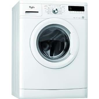 Whirlpool AWOD 4938 Autonome Charge avant 9kg 1400tr/min A++ Blanc - machines à laver (Autonome, Charge avant, A++, A, B, Blanc)