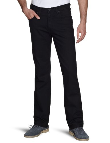 wrangler-arizona-jeans-droit-homme-noir-rinsewash-w42-l32-taille-fabricant-w42-l32