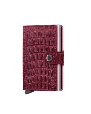 Secrid Mini Wallet Leather Red Nile SC5250