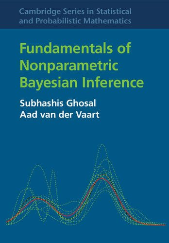 Preisvergleich Produktbild Fundamentals of Nonparametric Bayesian Inference (Cambridge Series in Statistical and Probabilistic Mathematics,  Band 44)