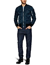 Schott Nyc Ac - Blouson - Teddy - Manches longues - Homme