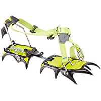 EDELRID Crampones Shark, Night de Oasis, One Size, 719480002190