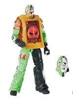 WWE Mattel Elite 18 Rey Mysterio Action Figure Wrestling