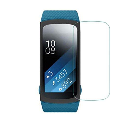 Displayschutzfolie, Transer® 5x HD Schutzfolie Intelligente LCD-Display Schutz für Samsung Gear Fit 2sm-r360Bildschirm schützen Film (Screen Protector Lcd Film)